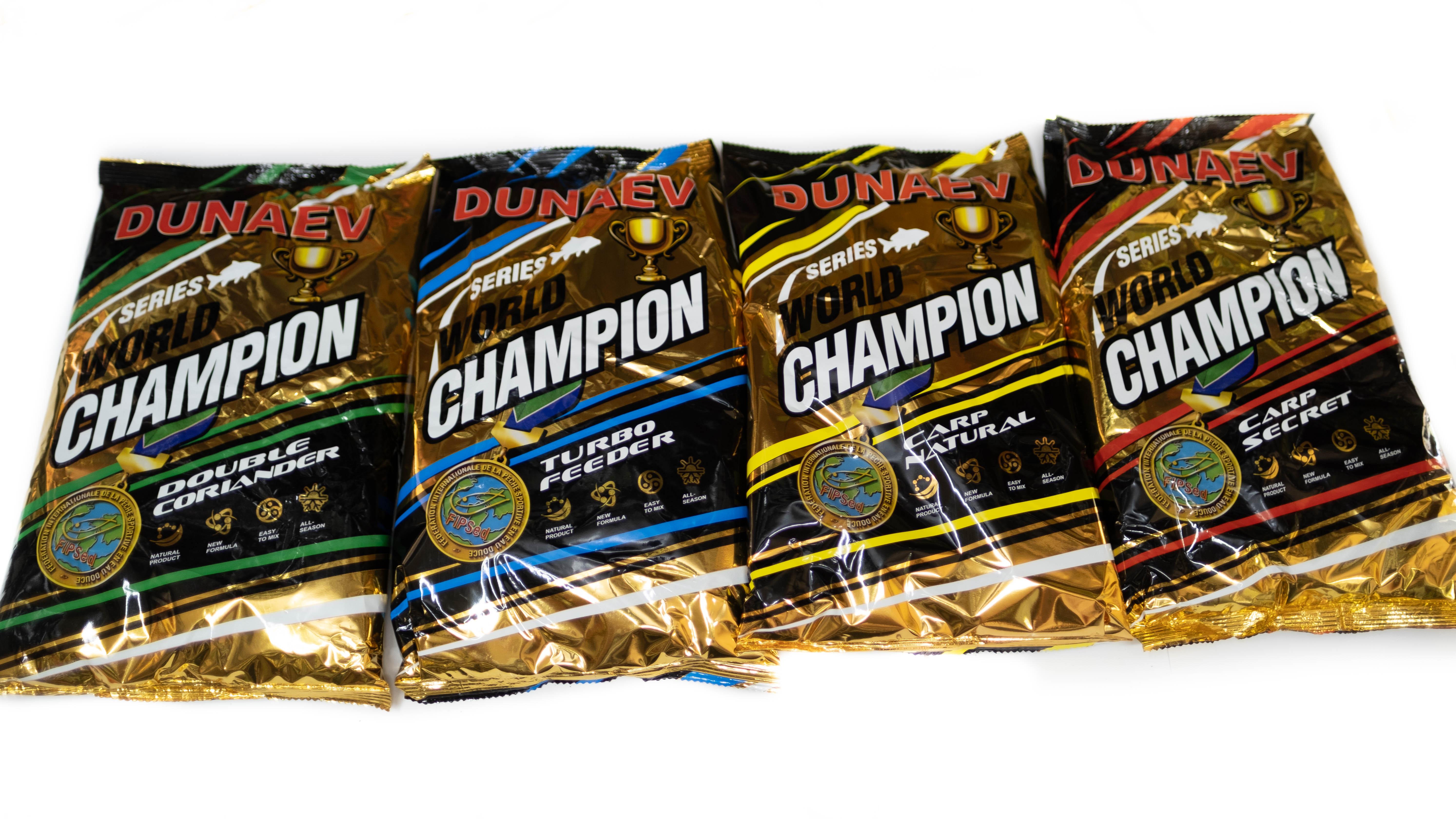 Прикормка Dunaev World Champion (Дунаев)