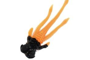 115 чёрный-оранжевый